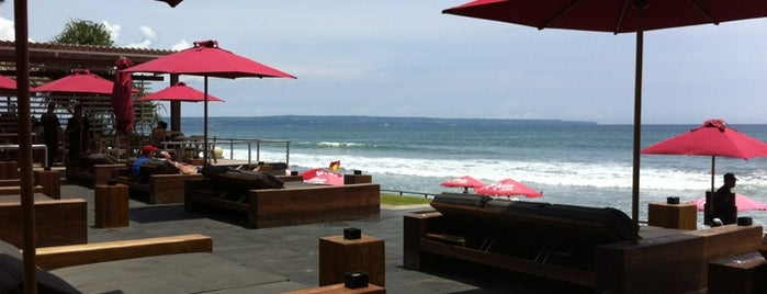 KU DE TA is one of SOUTH EAST ASIA Dining with a View.