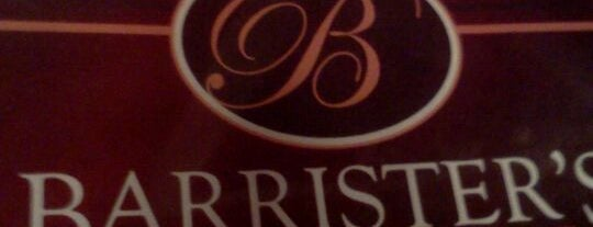 Barristers Restaurant is one of Restaurants I've Tried.
