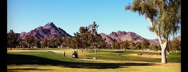 Arizona Biltmore Golf Course is one of Phoenix.