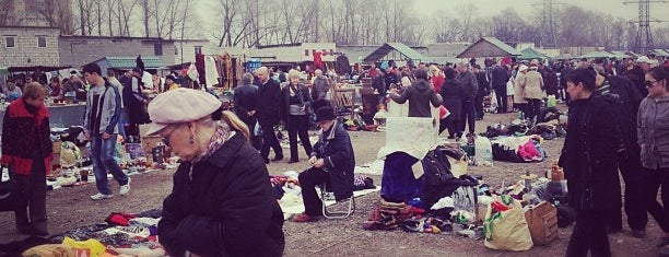 Flea markets of the world