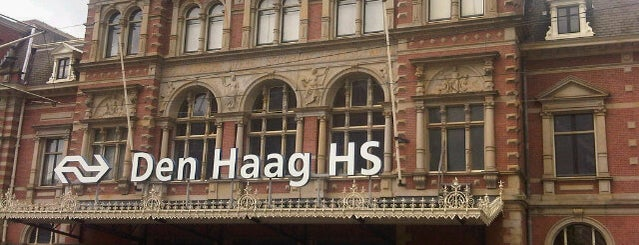 Station Den Haag HS is one of Stations.