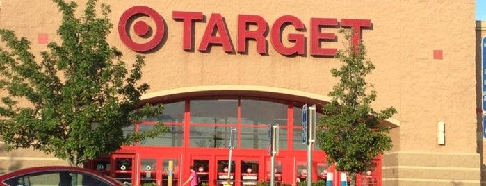 Target is one of Lieux qui ont plu à Megan.