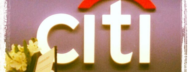 Citibank is one of Alphaville.
