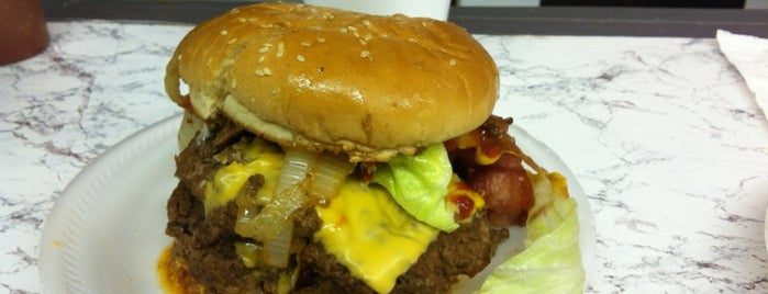 Ann's Snack Bar is one of Best Burgers Around the Country.
