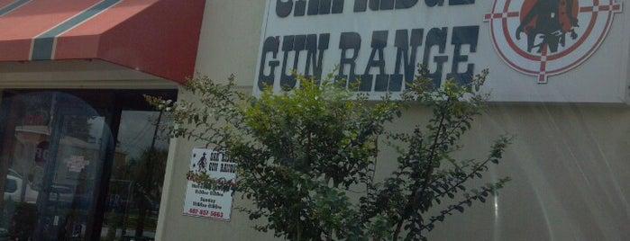 Oak Ridge Gun Range is one of Gotta Check Out.