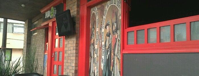 Pub 47 is one of Mejores sitios de Puebla.