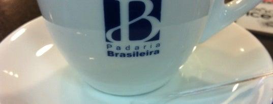 Padaria Brasileira is one of Veja Comer & Beber ABC - 2012/2013 - Comidinhas.