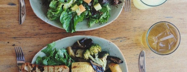 Tender Greens is one of Where to go in LA.