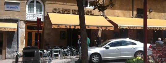 Café El Sol is one of HARO (La Rioja).