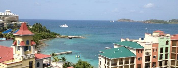 Marriott's Frenchman's Cove is one of Juan carlos : понравившиеся места.