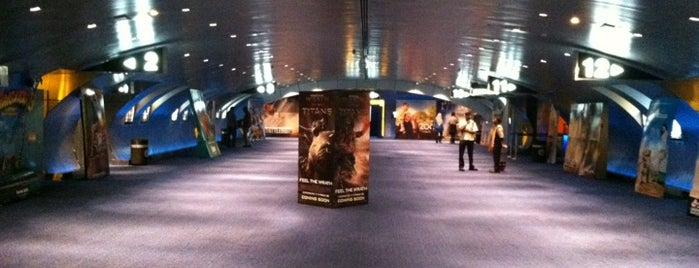 VOX Cinemas is one of DUBAI.