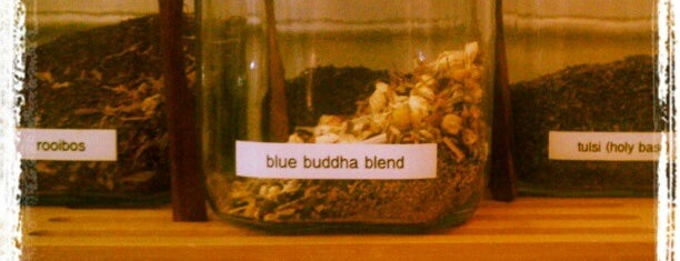 The Blue Buddha is one of San Francisco.