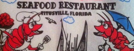 Favorite Seafood Restaurants in Florida