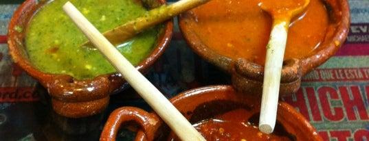Los Tacos is one of Locais salvos de David.