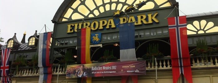 Europa-Park is one of Theme Parks I've Visited.