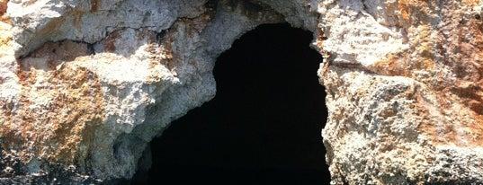 Korsan Mağarası is one of Likya Yolu | Lycian Way.