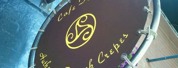 Café Triskell is one of Let's Brunch!.