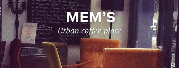 Mem's is one of 암스테르담 디자인기행 2012-13.