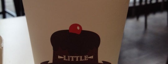 Little Brown is one of New York Coffee Scene.