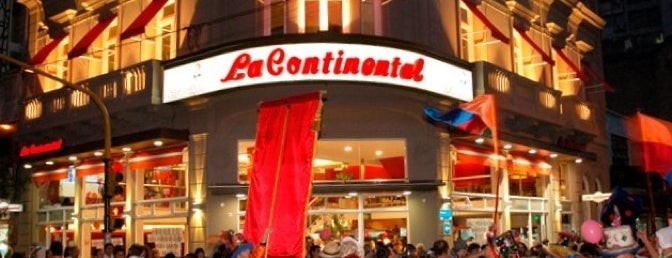 La Continental is one of ¡buenos aires querida!.