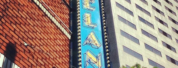 Roseland Theater is one of Portland.
