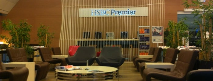 HSBC Premier Lounge is one of Mujdatさんのお気に入りスポット.