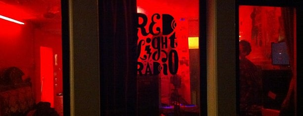 Red Light Radio is one of Amsterdam.
