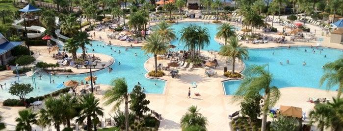 The Fountains, a Bluegreen Resort is one of Mary'ın Beğendiği Mekanlar.