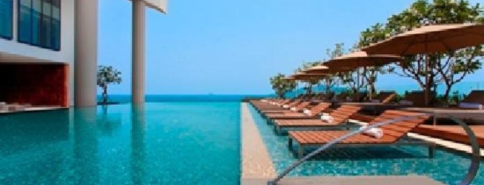 Sheraton Nha Trang Hotel & Spa is one of Vietnam.