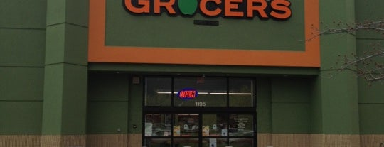Natural Grocers is one of Boise.