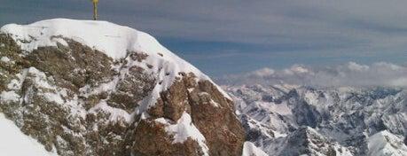 Zugspitze (2962m) is one of Deutschland | Sehenswürdigkeiten & mehr.