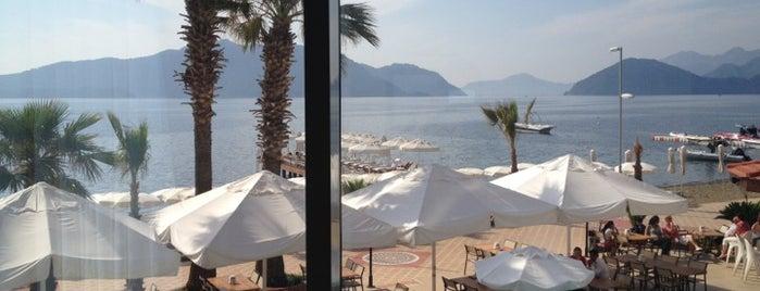 Poseidon Hotel Marmaris is one of Ayşenさんの保存済みスポット.
