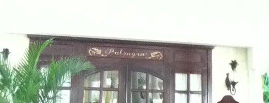 Palmyra is one of Lugares favoritos de Nathan.