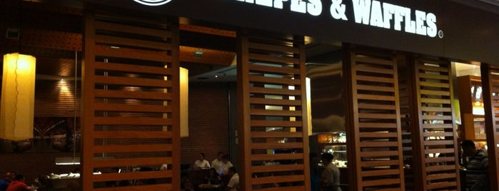 Crepes & Waffles is one of SP | Restaurantes.