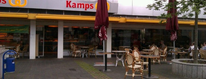 Kamps Bäckerei is one of Coffee & Relax.