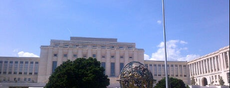 Palais des Nations is one of United Nations Geneva.
