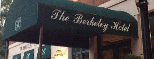 Berkeley Hotel is one of Best Of Virginia.