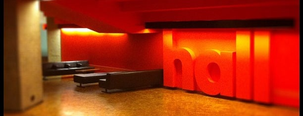 Barbican Centre is one of London Calling.