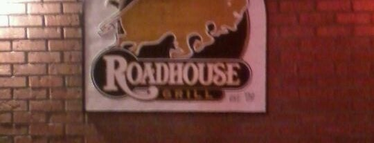 Buffalo Roadhouse Grill is one of Orte, die Matthew gefallen.