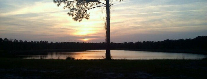 Smith Creek Park is one of RaLEIGH.