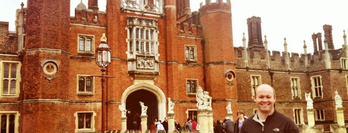 Hampton Court is one of Things to do in Europe 2013.