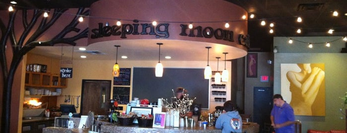 Sleeping Moon Cafe is one of Orlando Eats.