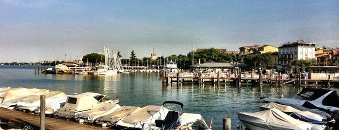 Porto Desenzano is one of Trips / Lago di Garda.