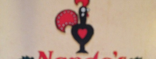 Nando's is one of London Town.