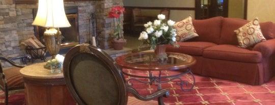Homewood Suites by Hilton is one of Posti che sono piaciuti a Ryan.