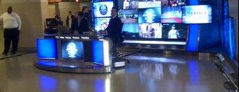 Blackberry broadcast studio is one of Toronto, Canada.