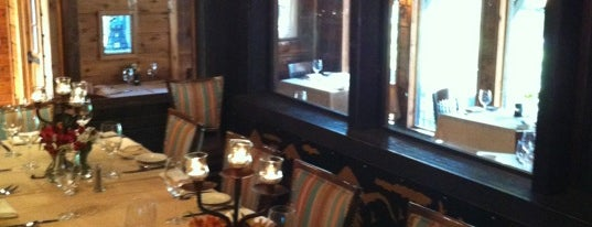 Rainbow Lodge is one of Houston Press 2011 - Romantic Restaurants.
