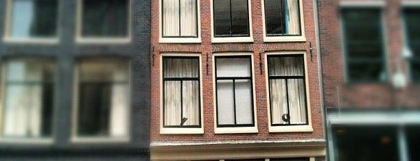 Дом Анны Франк is one of Amsterdam.