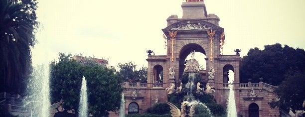 Parque de la Ciudadela is one of Barcelona City Guide.