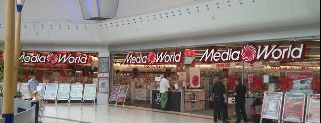 MediaWorld is one of Posti che sono piaciuti a Mik.